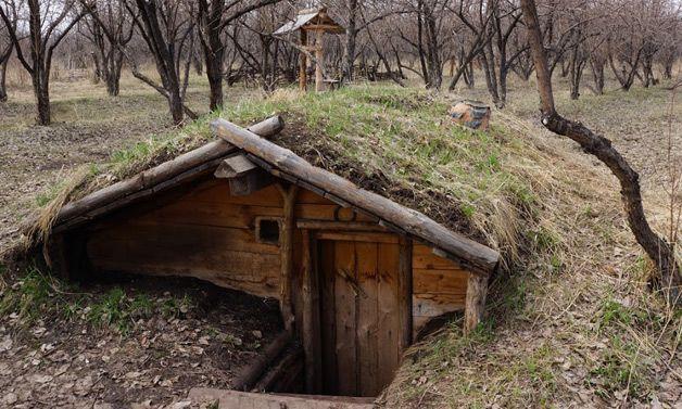 Строительство наземного погреба своими руками - руководство. Обсуждение на LiveInternet - Российский Сервис Онлайн-Дневников