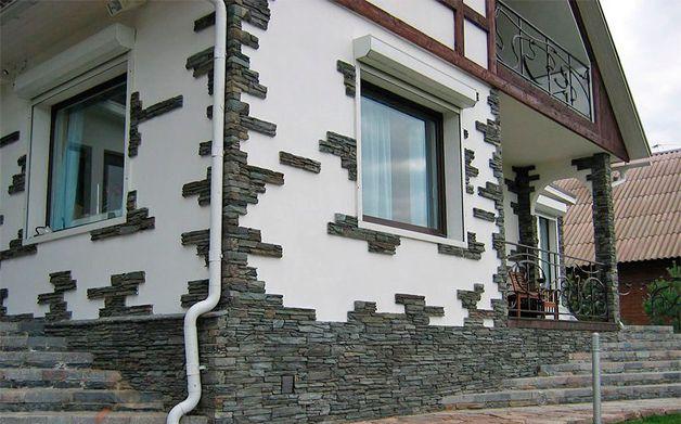 Необычный декор дома