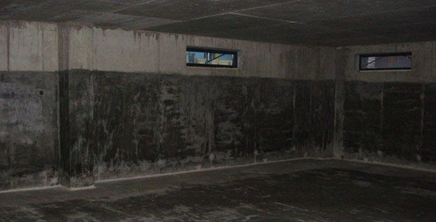 Гидроизоляция пола бани под плитку