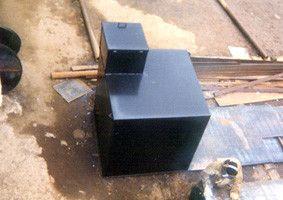 Металлический кессон