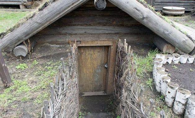 Зимний домик для пчел