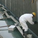Выполнение гидроизоляции погреба