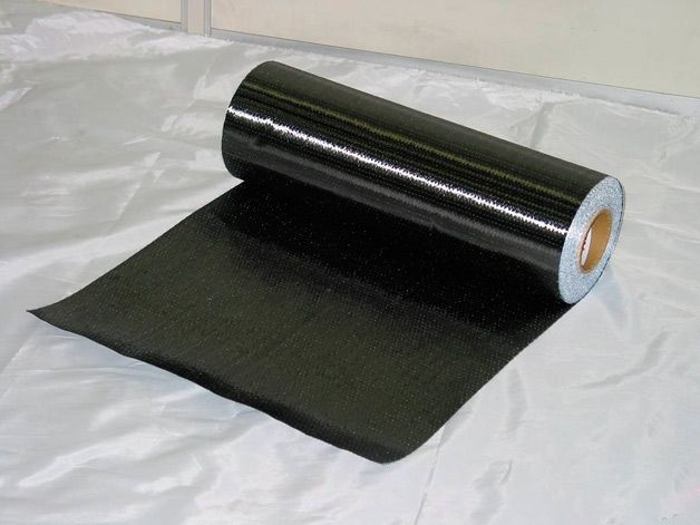 Рулонный гидроизоляционный материал