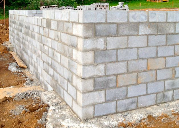 Строительство из пеноблоков