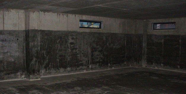 Ремонт подвальных помещений гидроизоляция советы мастика для обработки арок
